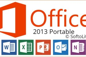 Office 2013 Portable
